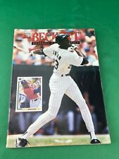 April 1994 Beckett Sports Card Price Guide Jordan on cover Baseball Uniform