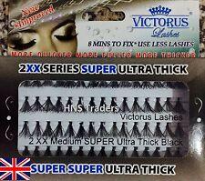 Victorus 2XX Super Super Ultra Épais Noir M Cil Qualité Premium