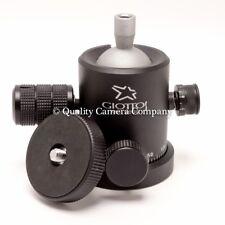 Giottos MH3000-550 Ball Head - MASSIVE 33lb/15kg LOAD CAPACITY - 1/4 & 3/8 MOUNT
