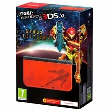 'New' Nintendo 3DS XL Samus Special Edition Console + USB Charger FAST POSTAGE