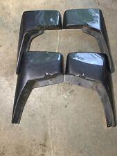 OEM Mud Flap Splash Guard Front Rear LH RH Set of 4 for Chevy w/o Fender Flares