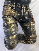 C545 Details about  /Genuine Copper Cove BigandTall Men/'s Rugged Comfort Jeans 52x30,Blue