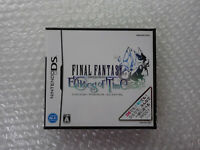 Brand New DS Final Fantasy Crystal Chronicles Echoes of Time Nintendo Japan