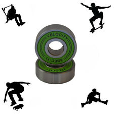 8 Abec 11 wheel bearings 608 stunt scooter Skateboard Quad inline roller skate 9