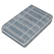 Battery Storage Box Case Container Organizer Polypropylene For AA AAA Batteries
