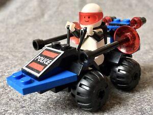 Lego 6831 Message Decoder, Space Police I, Futuron Minifigure. Rare Vintage