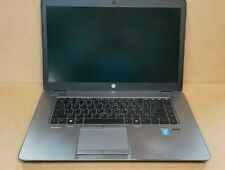 "HP Elitebook 850 G2 15.6"" HD, Core i5-5300u 8gb 500gb HDD Backlight and Charger"