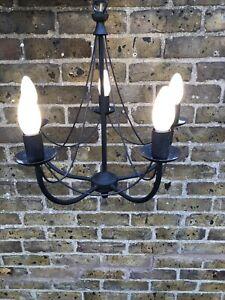 Poole Lighting Chandelier