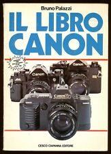"""Bruno Palazzi """"Il libro Canon"""" 1986 Cesco Ciapanna Editore D961"""