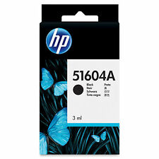 HP original 51604A schwarz Thinkjet Quietjet 2225 A B -------------- OVP 12/2017