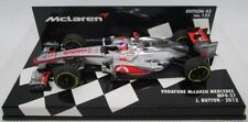 F1 1/43 MCLAREN MP4/27 MERCEDES BUTTON 2012 MINICHAMPS