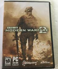 Call of Duty Modern Warfare 2 PC Game 2009 Tested