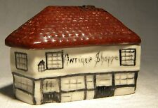 ARTONE    MINIATURE HOUSE  ANTIQUE SHOPPE SHOP MUSTARD POT