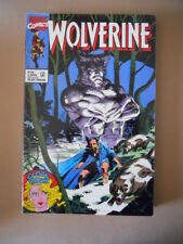 WOLVERINE n°25 1991 Play Press Marvel [G818]