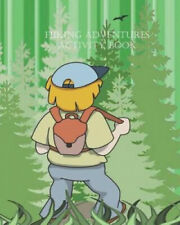 New listing Hiking Adventures Activity Book: Seven Puzzles to Teach 25 Vocabulary Words