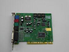 Sound - Blaster PC/128 Creative Labs, CT 4700/PCI-Karte interne Soundkarte Audio