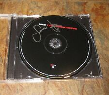 SKRILLEX Signed SCARY MONSTERS AND NICE SPRITES CD sonny moore bangarang PROOF