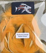 Sunburst Orange Rabbit Strips 3mm (limited Edition)