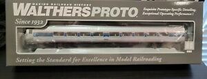 Walthers Proto HO  85' Budd Amtrak Amfleet II Ph VI Coach