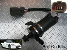 Headlamp/Headlight Washer Pump Honda S2000 1999 through to 2009