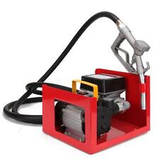 Dieselpumpe Heizölpumpe Ölabsaugpumpe Kraftstoffpumpe Zapfsäule 60L/Min 550W