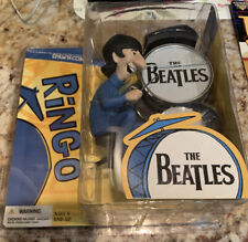 McFarlane Toys The Beatles Cartoon Series Figure Ringo Starr - Brand New