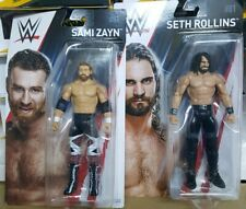WWE Basic Action Figure Series 81-Seth Rollins Brand New *