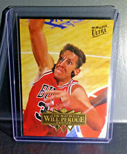 1995-96 Will Perdue Fleer Ultra #27 Basketball Card