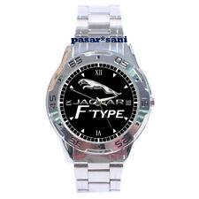 315b61f61e38 Reloj de pulsera nuevo Jaguar F-Tipo Muscle Car Custom Chrome Hombres para  hombr.