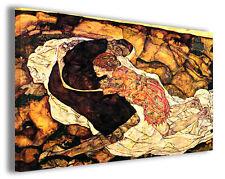 Quadro moderno Egon Schiele vol XV stampa su tela canvas pittori famosi
