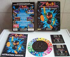 "Amiga:  Zool: Ninja of the ""Nth"" Dimension in OVP"