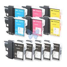 11 PK LC61 Ink for Brother MFC-J630W MFC-J615W MFC-J415W MFC-J410W MFC-J270W