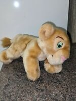 Walt Disney Baby Simba Plush Soft Toy Rare VGC
