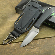 Benchmark Backpacker Full Tang Micarta Handle Fixed Blade Camp Survival Knife