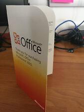 Microsoft Office Professional 2010 Product Key Card + installation USB