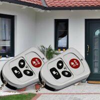 OLYMPIA 2er SetFernbedienung für Funk  Alarmanlagen Protect Serie 6571 60xx 90xx
