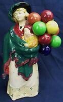 Royal Doulton figure BALLOON SELLER Leslie Harradine produced 1923-1949