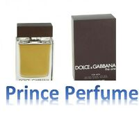 D&G DOLCE E GABBANA THE ONE FOR MEN AFTER SHAVE LOTION - 50 ml