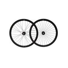 Set Ruote bicicletta fixed pista single speed flip/flop Gipiemme 30mm Nero