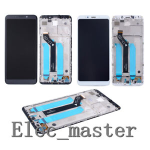 For Xiaomi Redmi 5 Plus LCD Display Touch Screen Digitizer Assembly Replacement