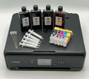 Katie's Edible Ink  Canon Printer With Photocopier And Scanner