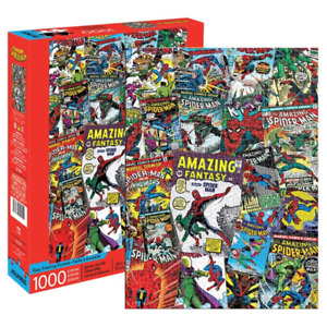 Spider Man 1000pc jigsaw puzzle MARVEL Heros family Comic Book Movie Adults Kids