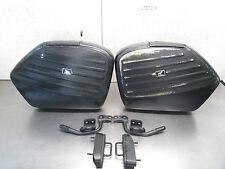 G  HONDA NC 700 XD  NC700XD 2012 OEM  SADDLEBAG & BRACKETS