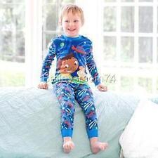 Little Einstein Pajamas Leo Quincy Pat Rocket Shirt Top Winter Set 3T 4T 3 4 NEW