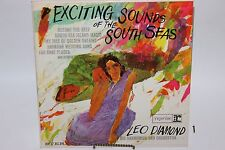 Leo Diamond Harmonica Orchestra Exciting Sounds of the South Seas LP Minty