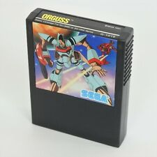 SC-3000 SG-1000 ORGUSS Cartridge Only Sega scc