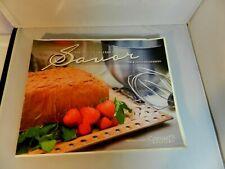 Recipes to Celebrate Life SAVOR Cookbook Joyce Goldenberg for Covenant Hospice