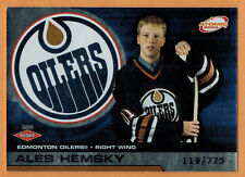 2002-03 , PACIFIC , ATOMIC , ALES HEMSKY , CARD #109 , ROOKIE , /775