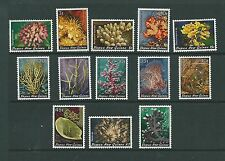 PNG 1982 Coral set to 3k, fine mtd mint