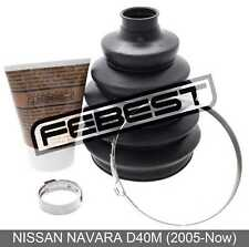 Boot Outer Cv Joint Kit 97.5X138X27.4 For Nissan Navara D40M (2005-Now)